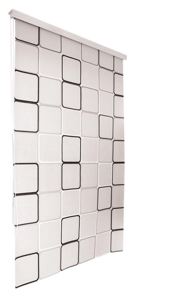 OKENICE príjem zariadenie so sprchovacím kútom VYTIAHNUŤ opony 140x240