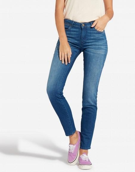 Spodnie Damskie Wrangler Slim W28LGR22P W28 L32