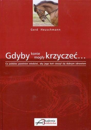 Gerd Heuschmann kniha, ak by kone mohli kričať