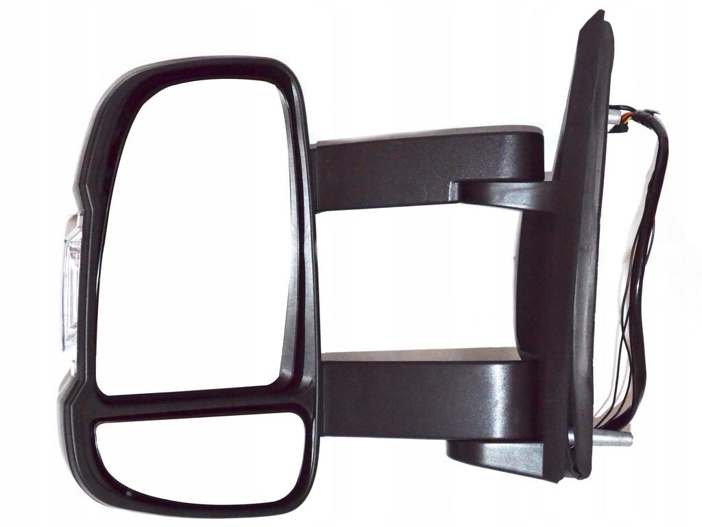 зеркало fiat ducato 2006+ левое длинные конт