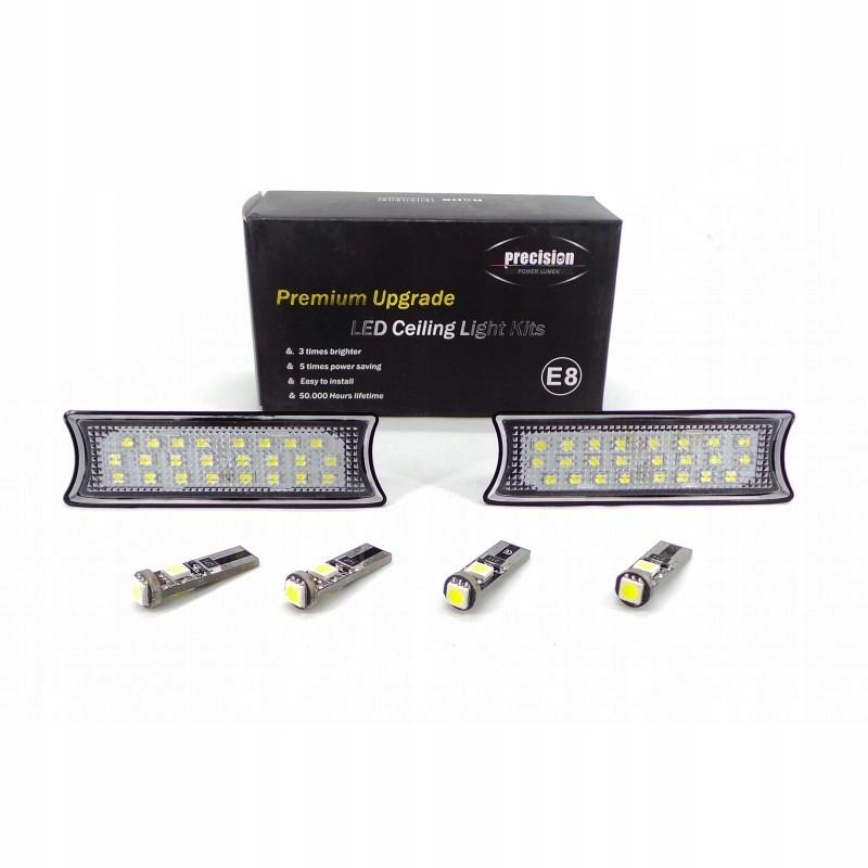 bmw лампы подшивку led 2x 750lm + 4x 65 lm w5w