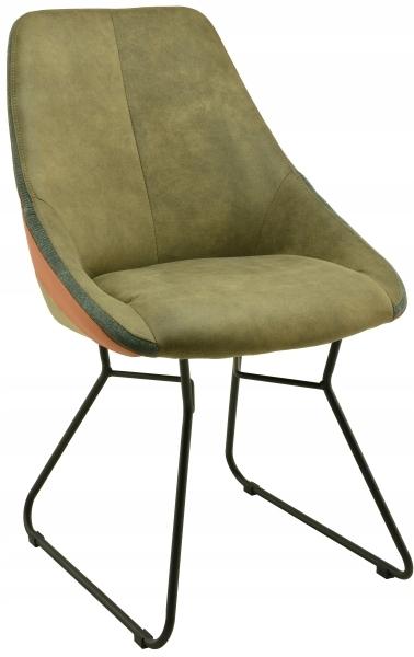 Кресло Dankor Design ROMA, черные ножки
