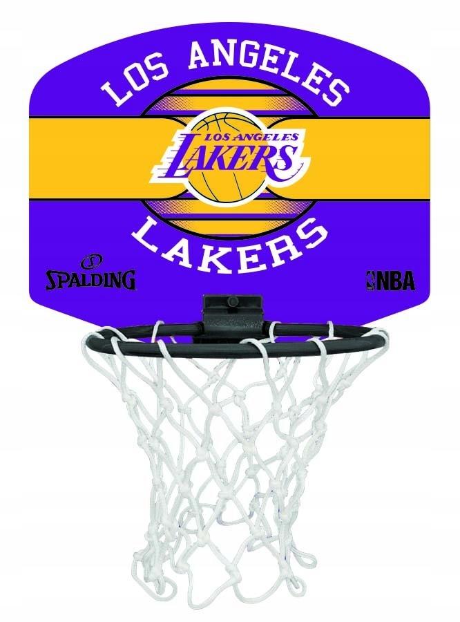 Basketbal, Minitablica SPALDING NBA LA LAKERS