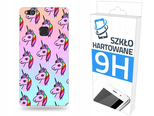 200 wzorów Etui Case + Szkło Do Huawei P10 Lite