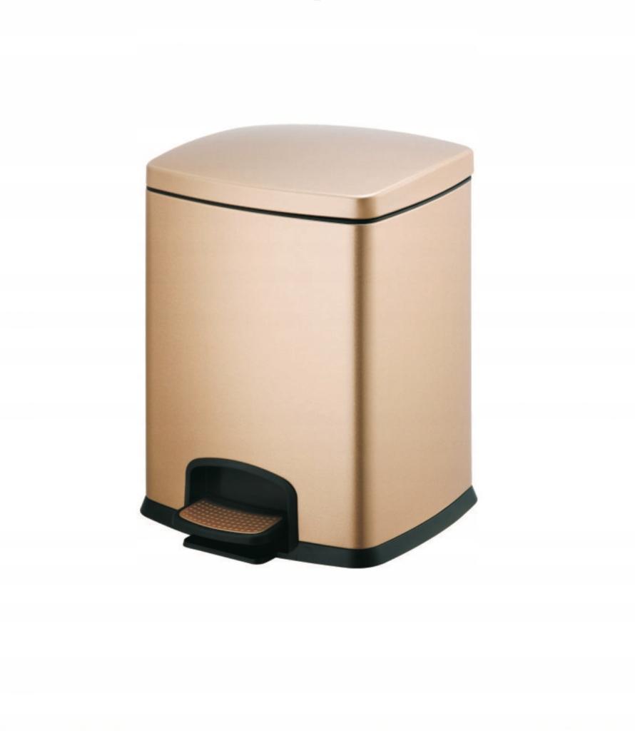 Zlatý kôš na odpadky 20l Stella - 20.20320-G