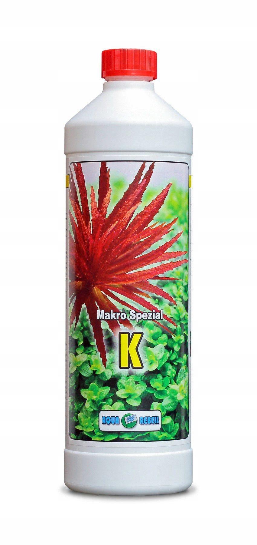 K 1000 ml Aqua Rebell -