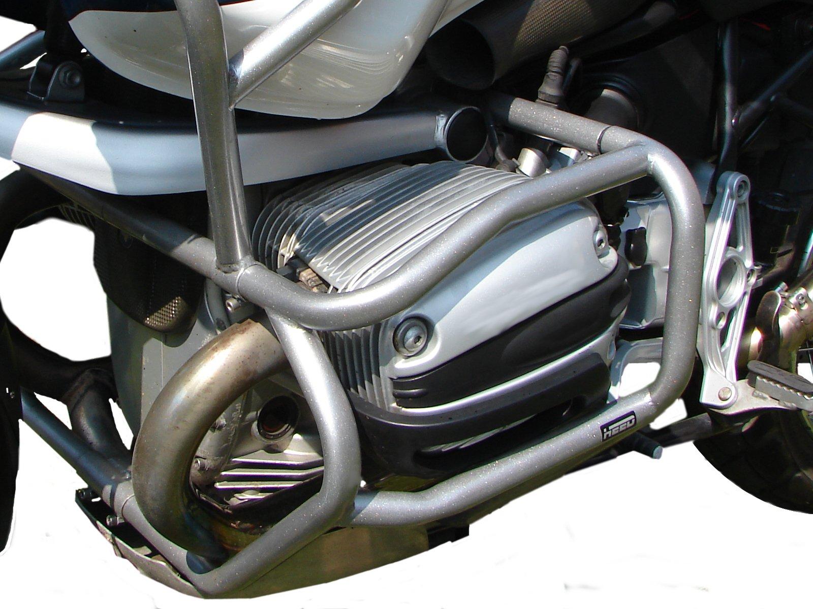 Gmole HEED BMW R 1150 GS (1999-2004) dolne srebrne