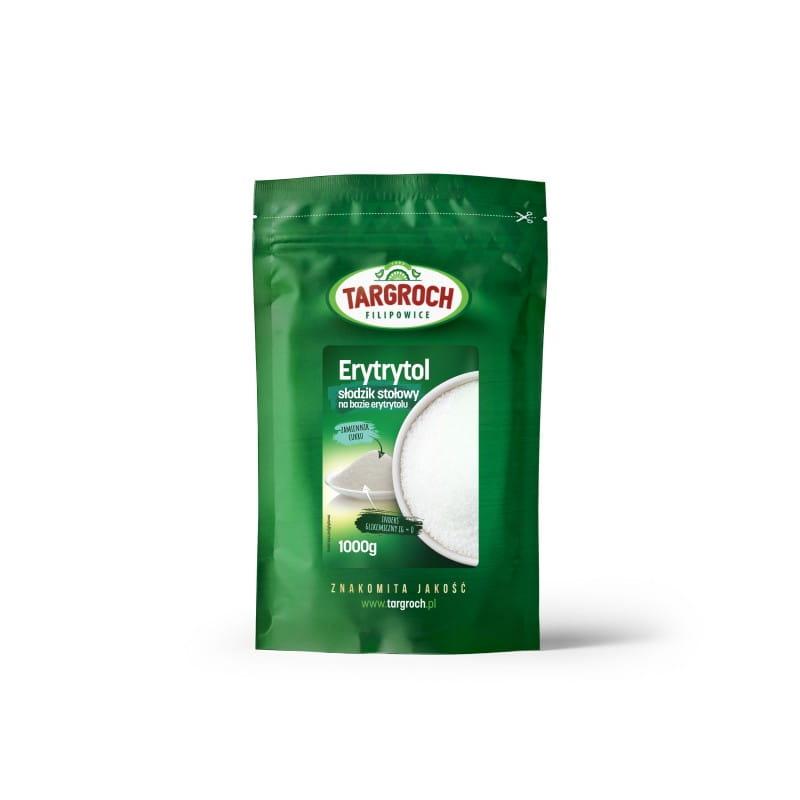 Erytrol 1 kg 100% erytrytolu niskie IG/ KETO DIETA