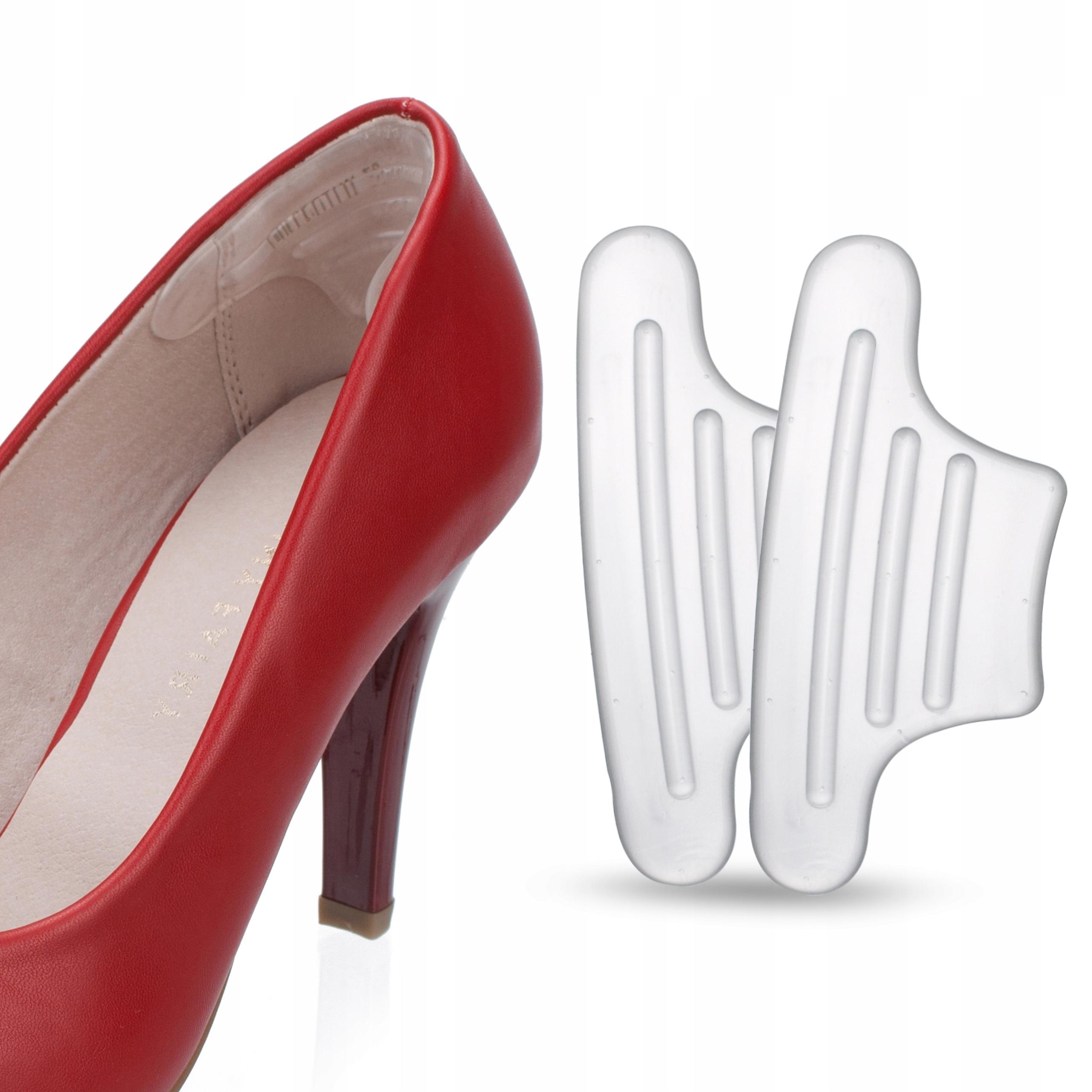 ZAPIĘTKI для обуви ГЕЛЕВЫЕ ВСТАВКИ высокие