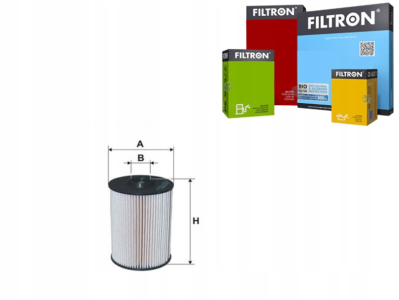 FUEL FILTER XC70 II 2.4 D on