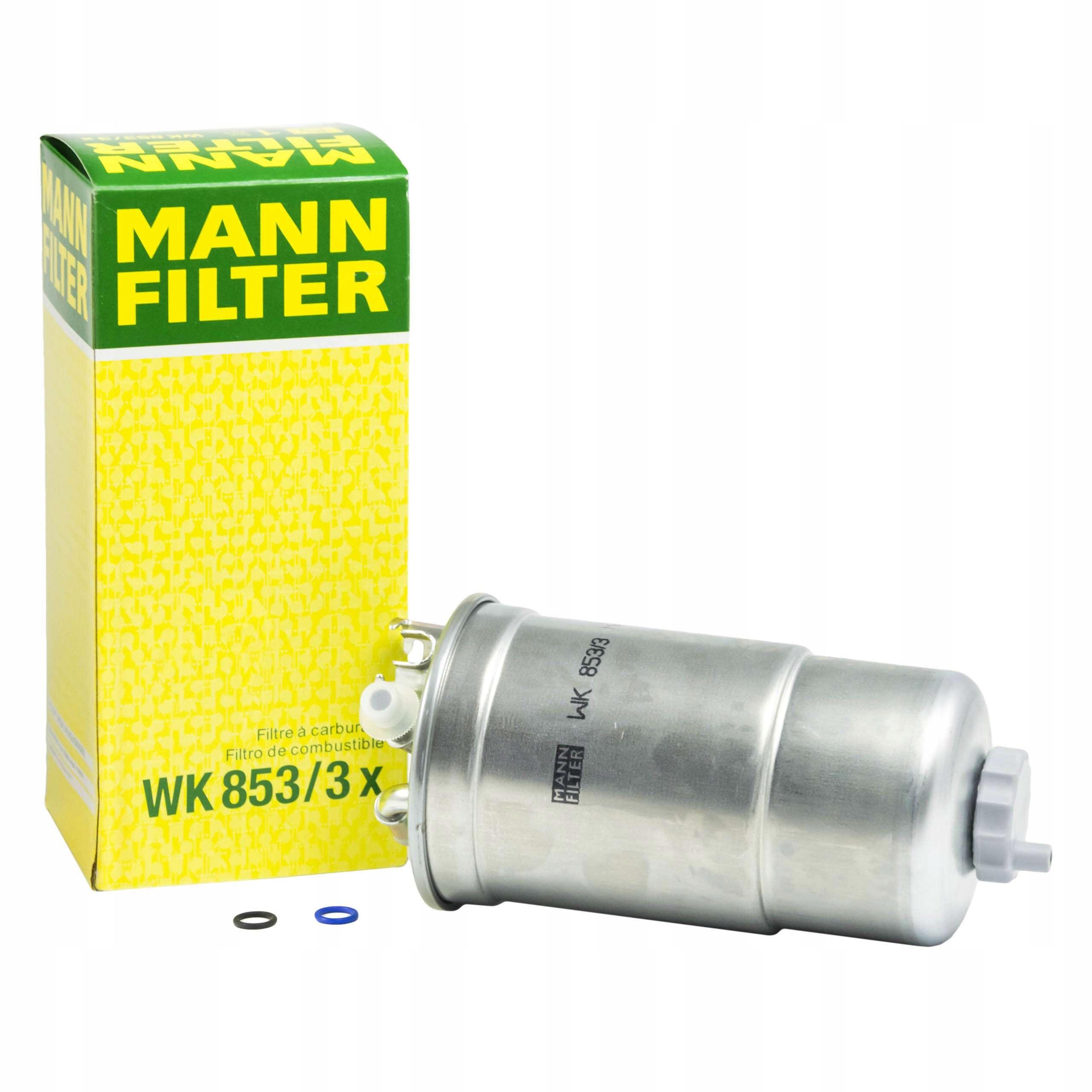 mann фильтр топлива wk8533x к audi seat vw