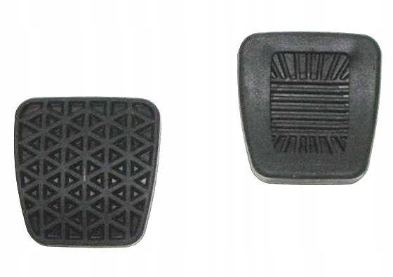 накладки педаль сцепления + тормоза zafira astra g h