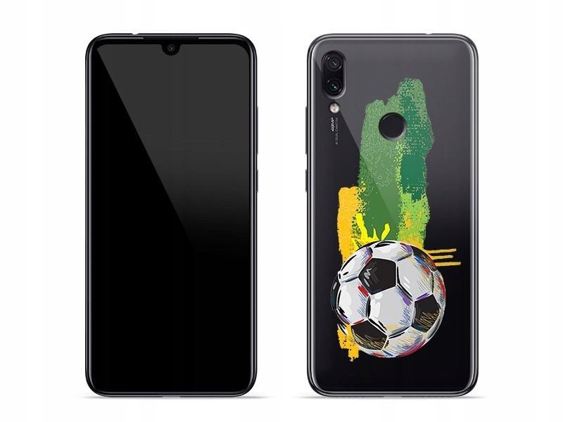 Etui na Redmi Note 7 Crystal Design