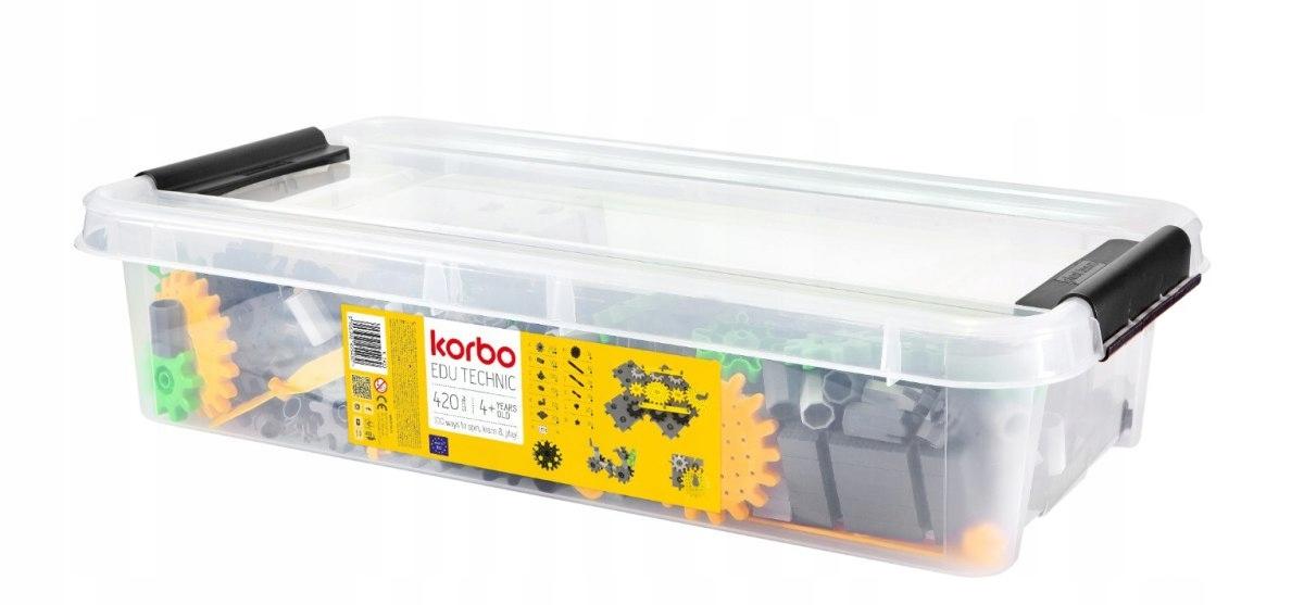 KORBO Bricks 420 Edu Technix
