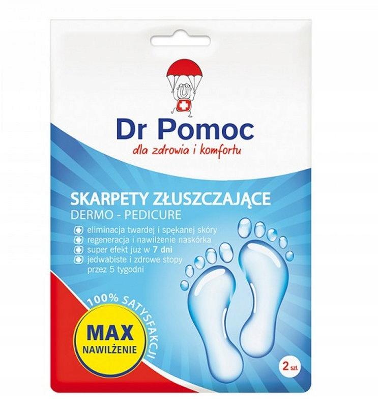 Estetica Dr Pomôžte exfoliačné ponožky