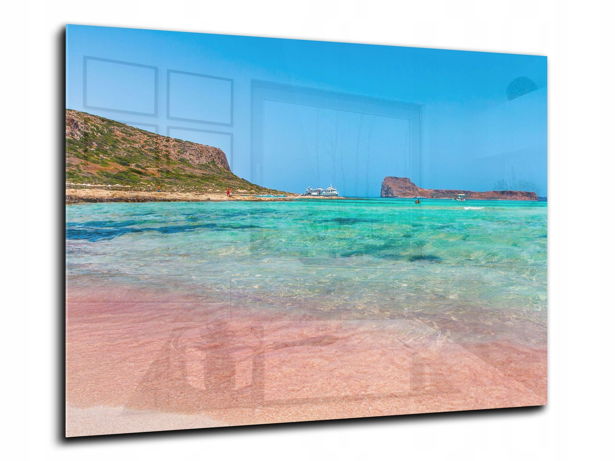 sklenené panely lacobel kuchyňa 100x70 more