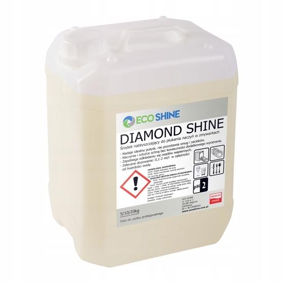Diamantový Lesk 5 kg - nositel pre umývačky riadu