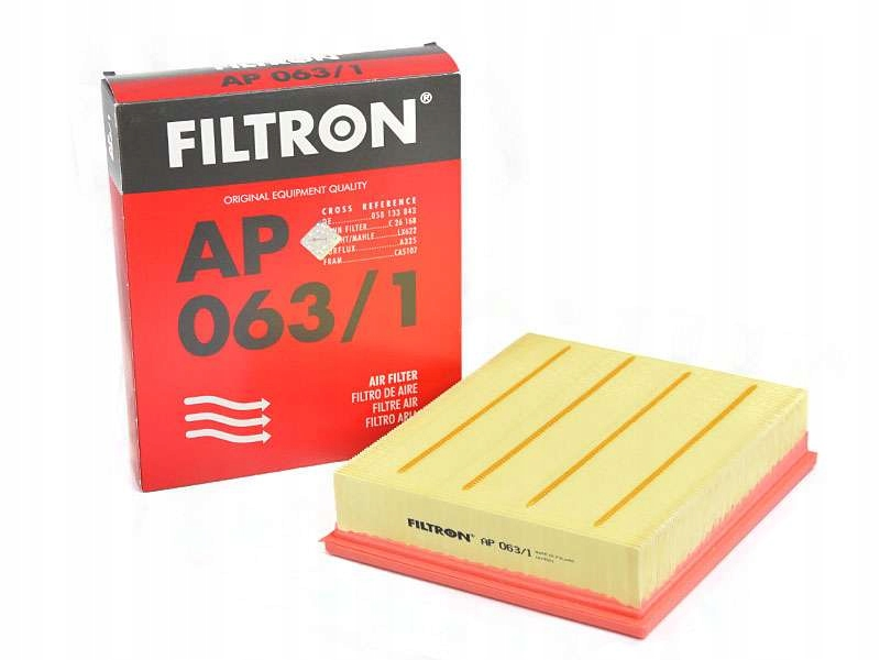 filtron фильтр воздуха ap0631 passat audi