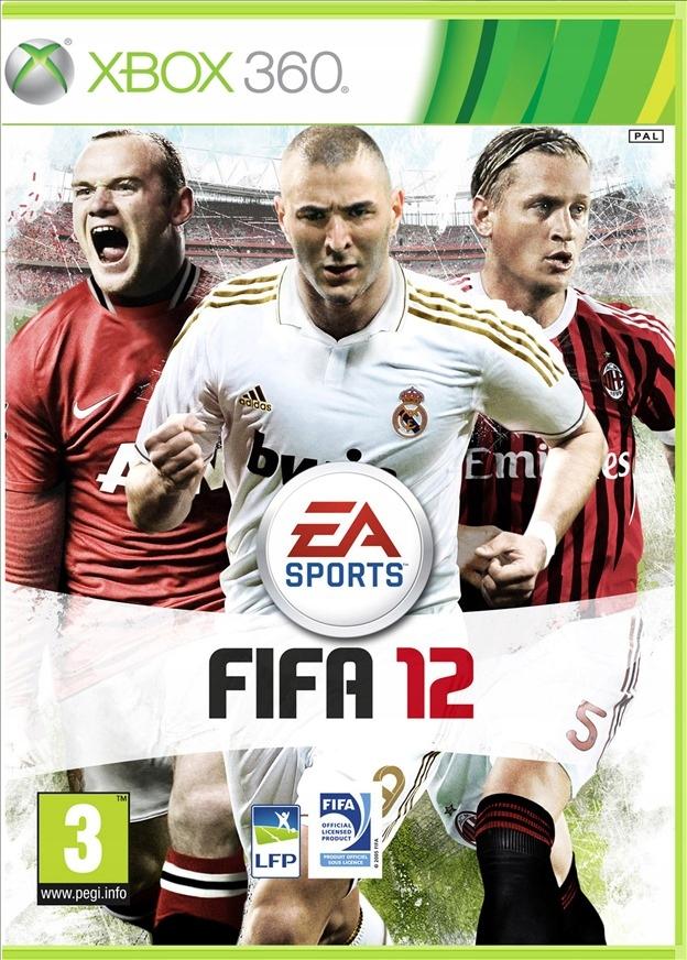 Fifa 12 Xbox 360 Pl Uzywana Stan Uzywany 9726122199 Allegro Pl
