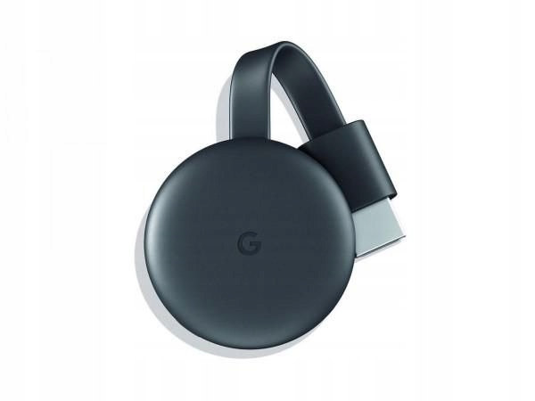 GOOGLE CHROMECAST 3 GA00439-NL WiFi Bluetooth