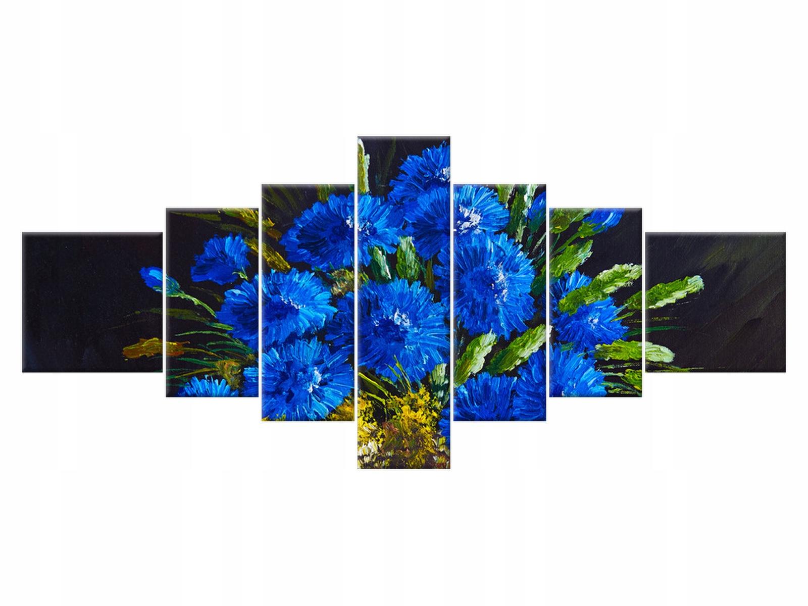 Obrázok 160x70 Vintage Retro Kvety vo váze Maku