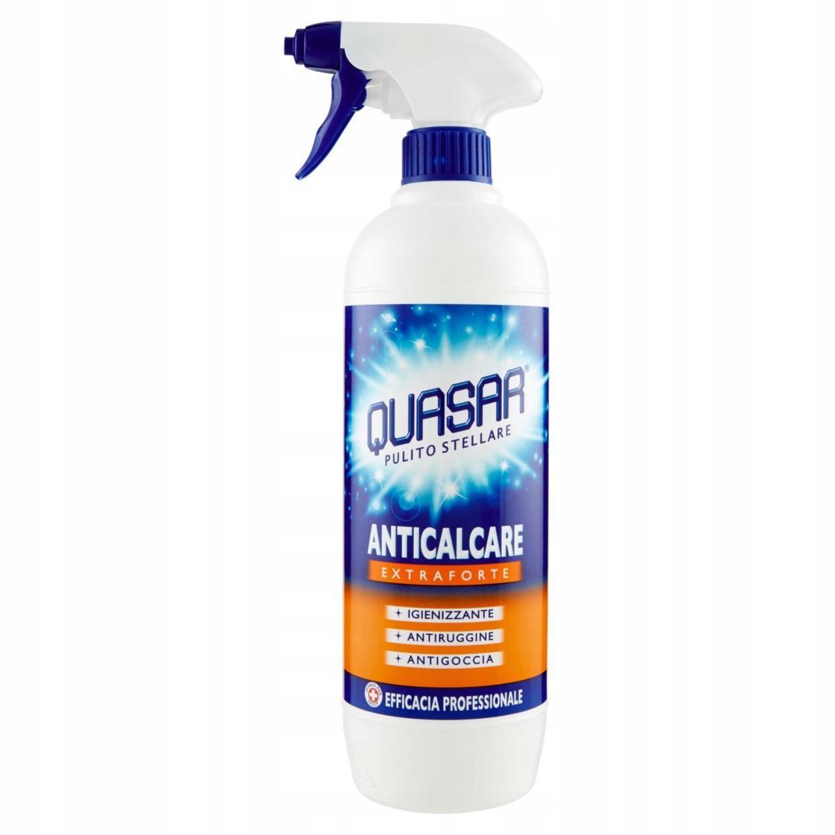 Quasar Anticalcare silny odkamieniacz w sprayu