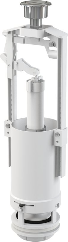 WC vypúšťací ventil s zliatinou pre cisternu nádrže