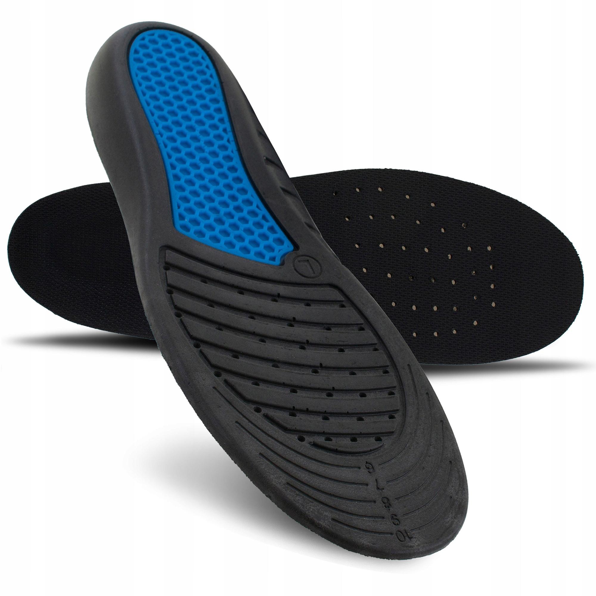 Стельки для обуви для рабочих охране ТРУДА для болезненных ног 42-46