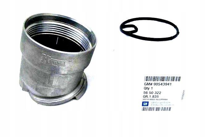 корпус фильтра масла opel vectra astra zafira 18