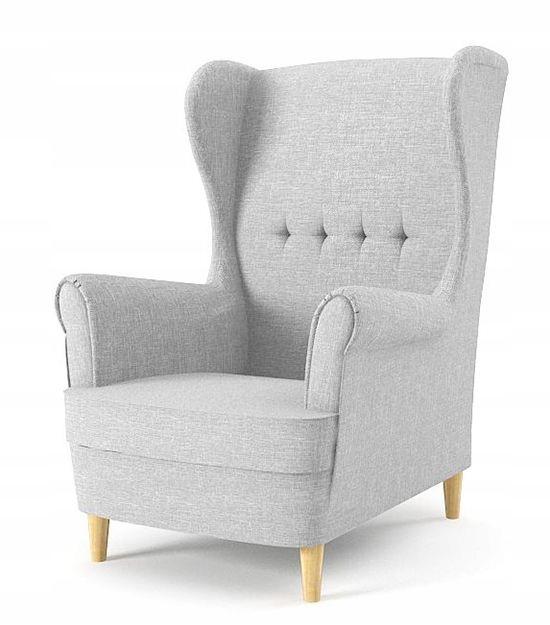 Кресло USZAK MILO в скандинавском стиле ПРОИЗВОДИТЕЛЬ