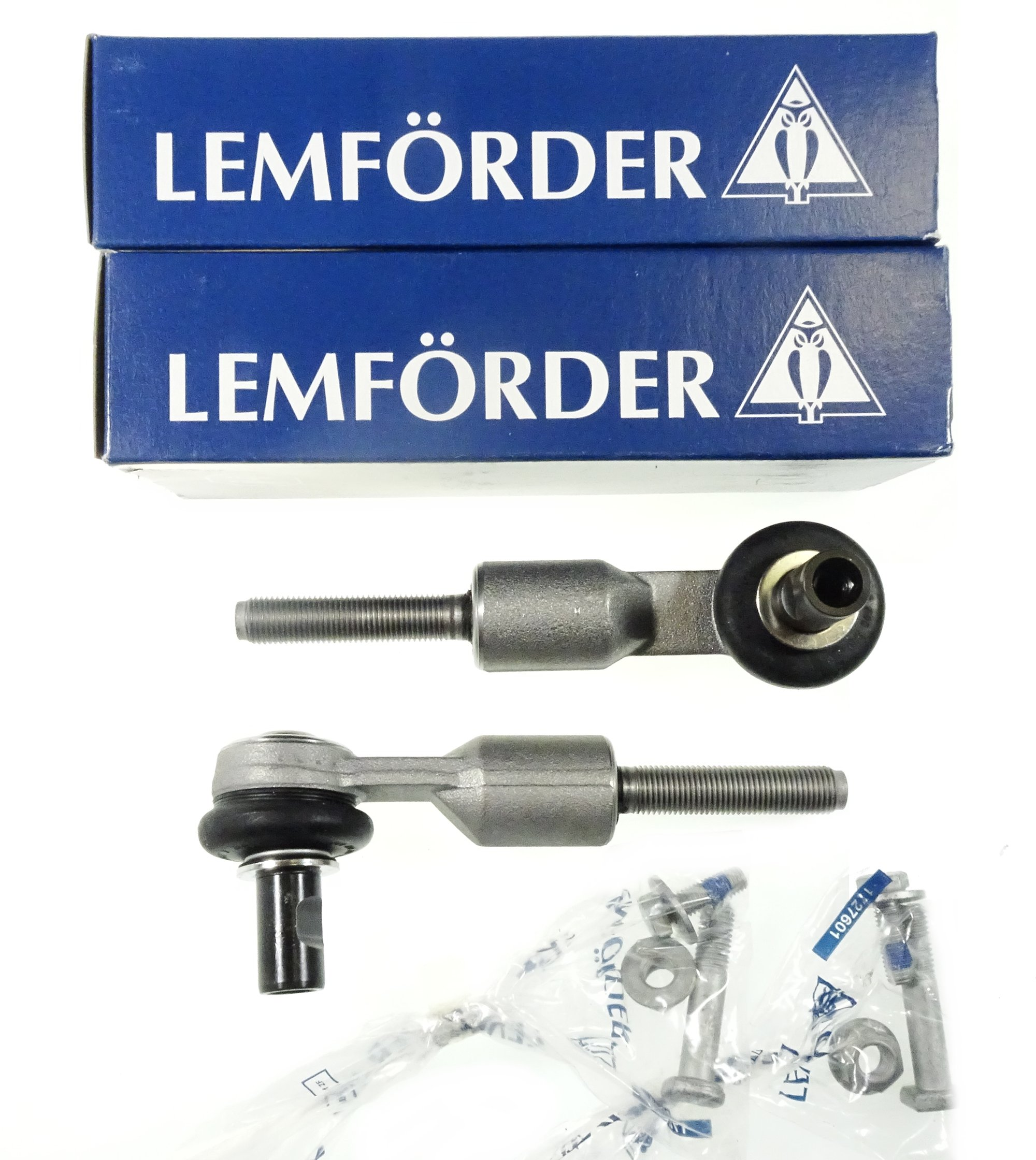 lemforder наконечники поперечной audi a4 b5 b6 a6 c5 a8