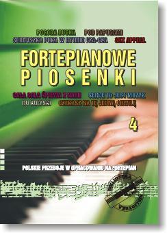 Piano kniha pieseň 4