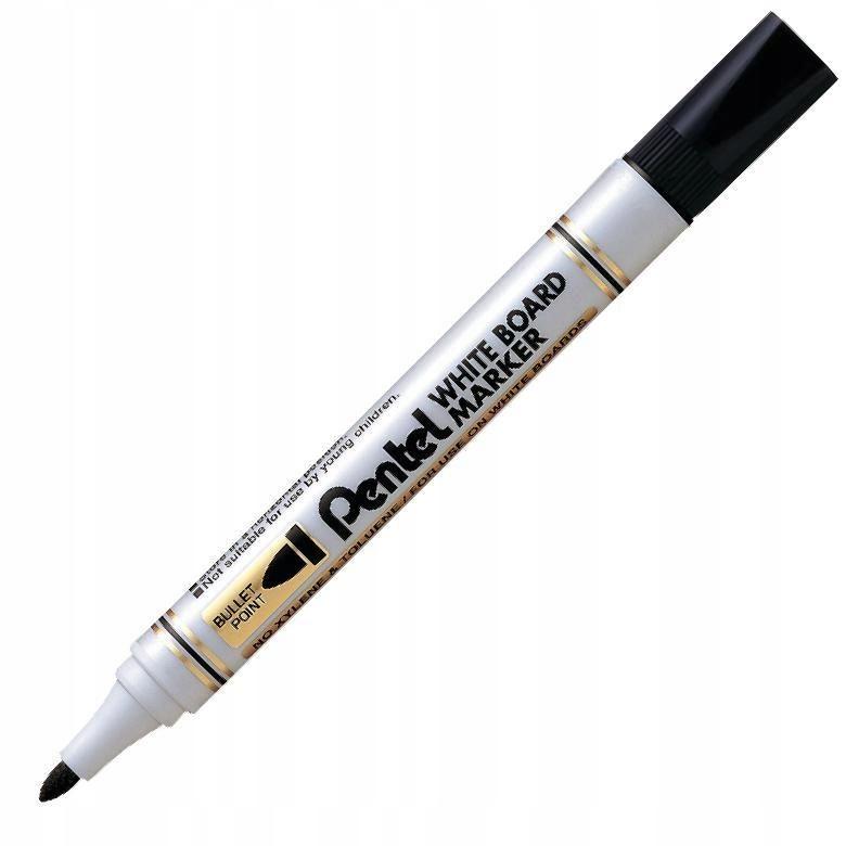 Item Suchościeralny marker BLACK PENTEL MW85 WHITEBOARD
