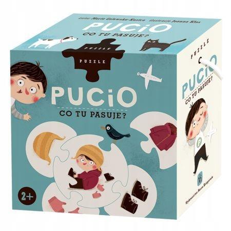 Item Puzzle - Pucio What I am looking for? Marta Galewska-Kustra