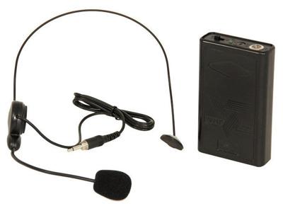 Mikrofón Mikrofón + BodyPack Ibiza PathEad8 GW.3L