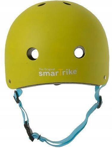 Kask rowerowy ochronny Smart Trike Warszawa (S)