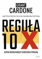 Item THE 10 TIMES RULE, GRANT CARDONE