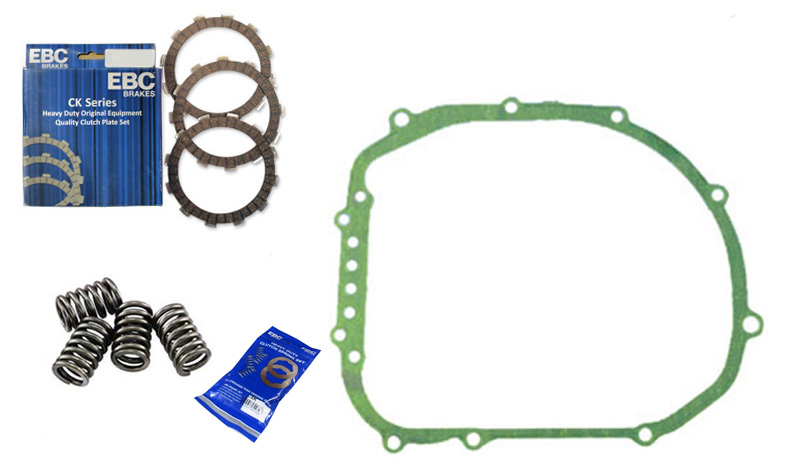 Picture of ROTORS CLUTCH SPRINGS SEAL FZS 600 98-99