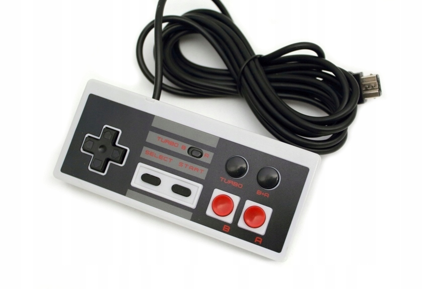 Podložka na NES Classic Mini Nová verzia Ďalšie funkcie