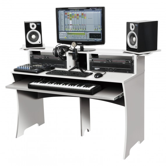 Item GLORIOUS WORKBENCH White Studio Desk