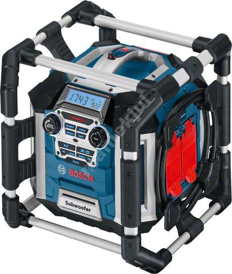 Rádio na stavenisku Bosch GML 50 POLSKA DYSTRYBUCJA