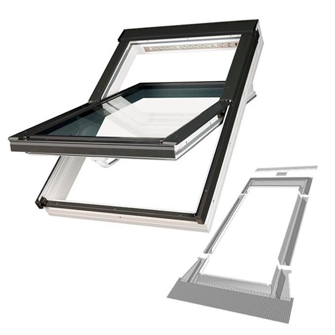 окна Fakro пластиковые окна PTP-V U4? EZV-P 78x118