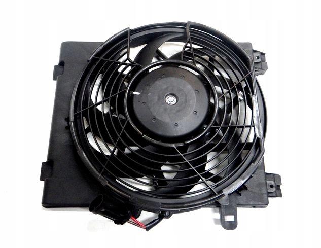 вентилятор кондиционирования воздуха opel комбо corsa c 12 14