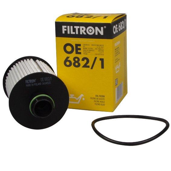 filtron фильтр масла oe6821 astra insignia zafira