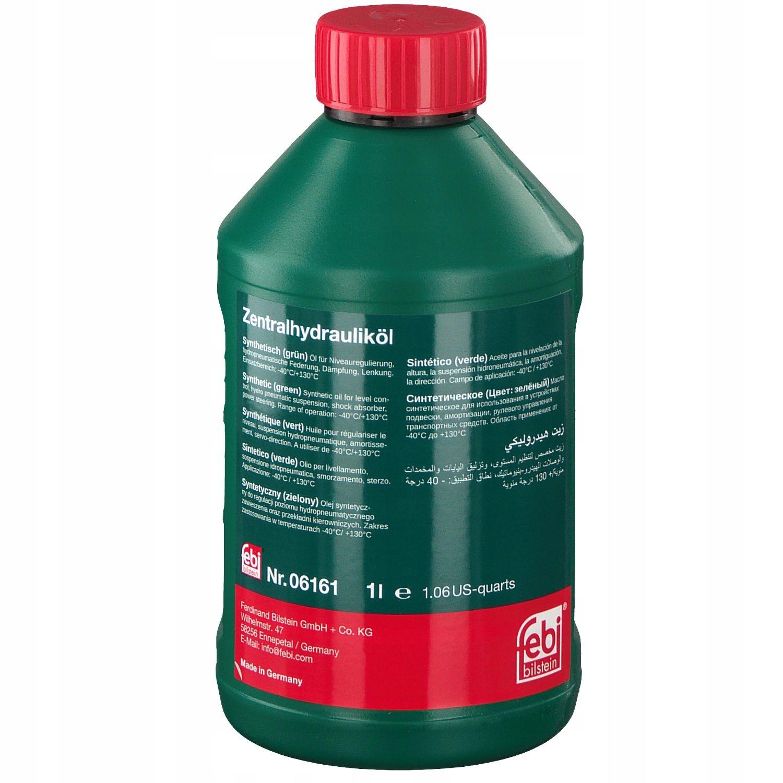 Масло гидроусилителя руля зеленое FEBI 06161 1л