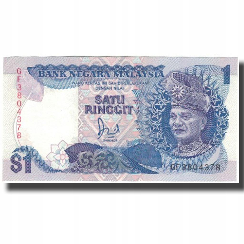 Банкнота, Малайзия, 5 ринггит, KM: 14A, UNC (63)