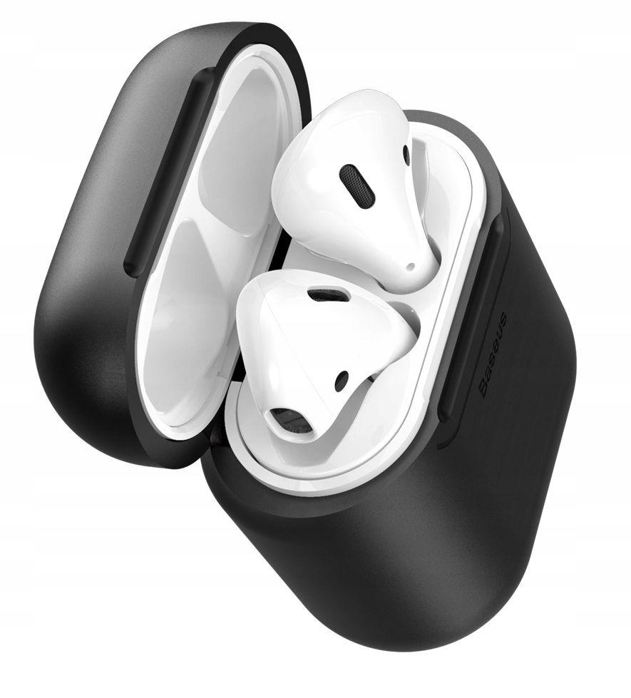 Etui Indukcyjne Baseus Do Słuchawek Apple AirPods