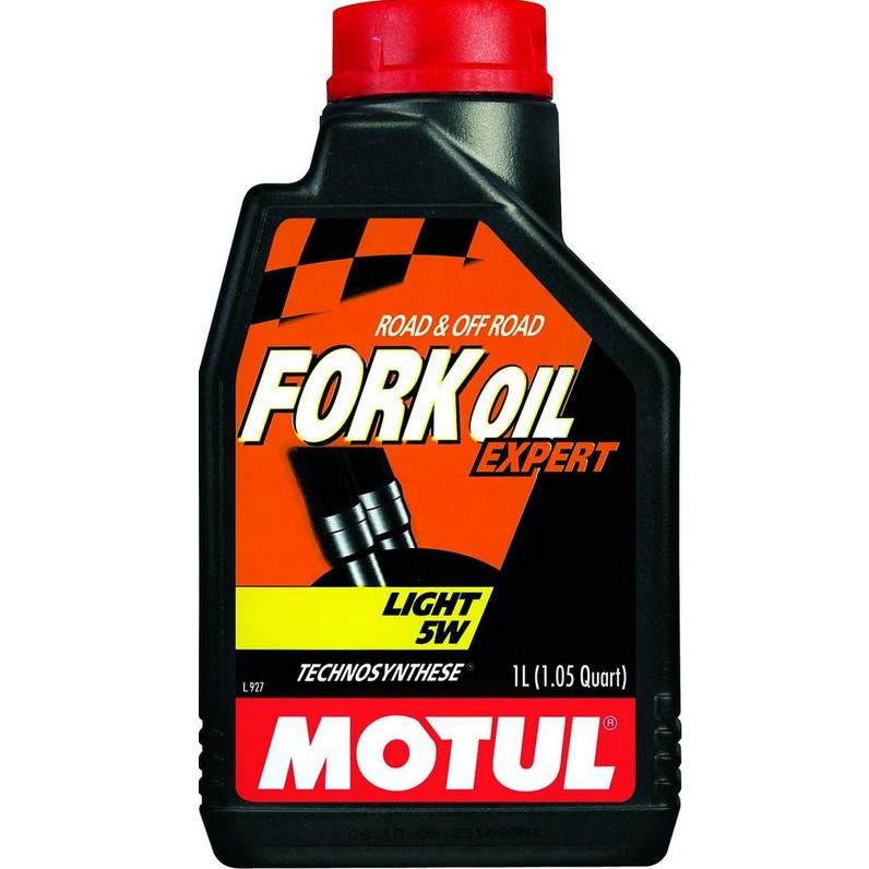 Лаговое масло для амортизаторов 5W Motul Fork Oil Exper