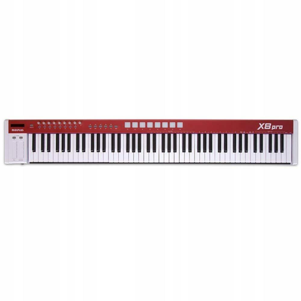 MIDIPLUS- X8 Klávesnica USB / MIDI