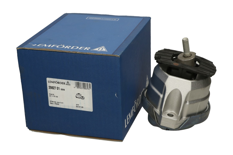 подушка двигателя lemforder bmw 5 e60